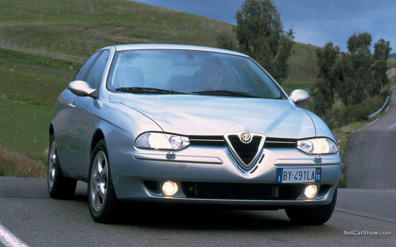 Alfa Romeo 156 1998 9120f40a