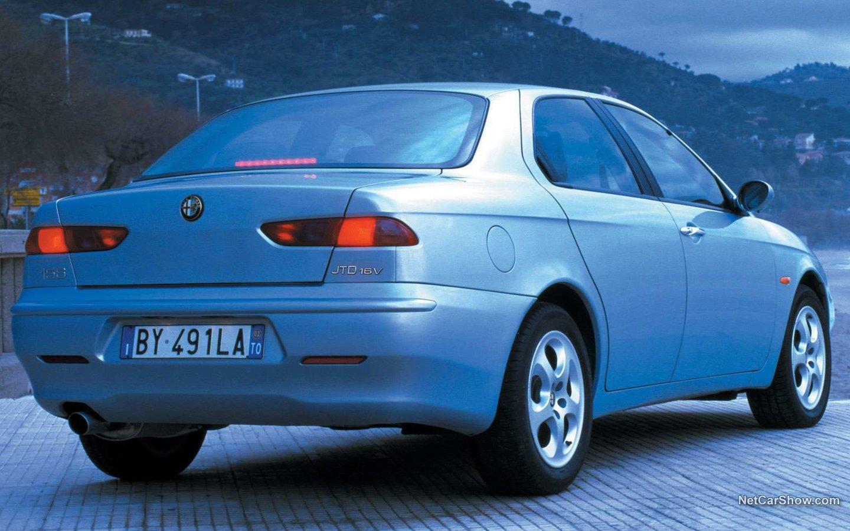 Alfa Romeo 156 1998 9c6e1ee9