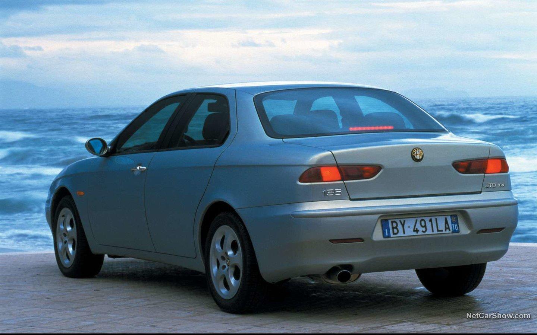 Alfa Romeo 156 1998 e3e800cd