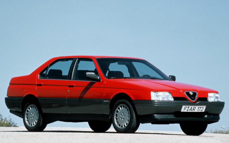 Alfa Romeo 164 1987 carpixel