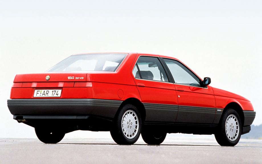 Alfa Romeo 164 3