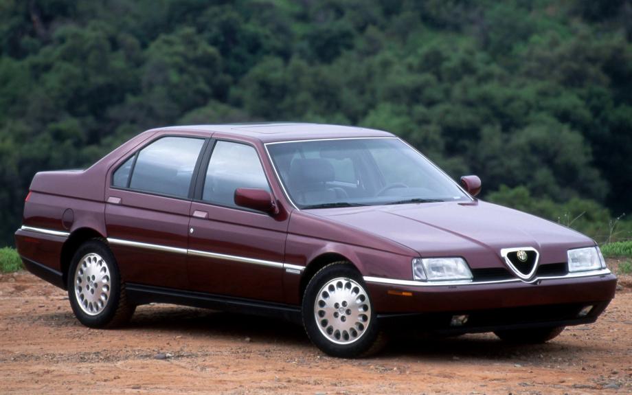 Alfa Romeo 164 LS US 1993 carpixel