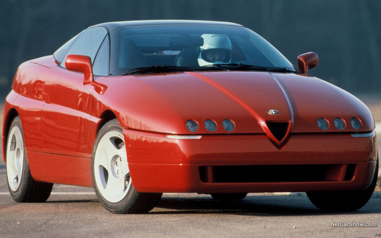 Alfa Romeo 164 Proteo Concept 1991 eb4dbd00