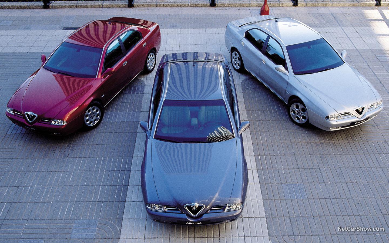 Alfa Romeo 166 1998 61913b20