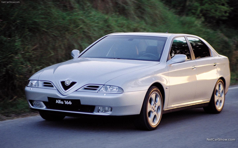 Alfa Romeo 166 1998 8a2f33f9