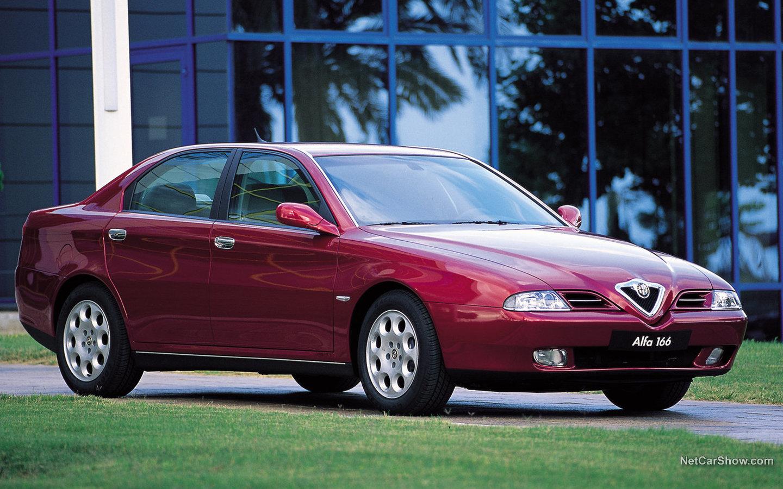 Alfa Romeo 166 1998 9499cb50