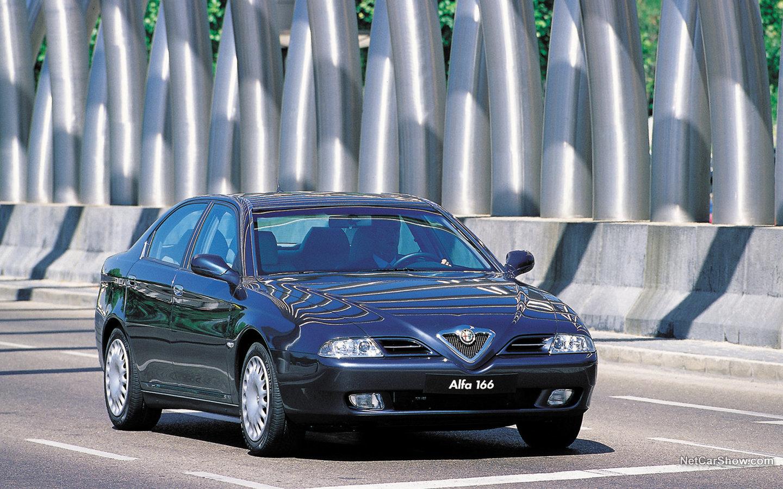 Alfa Romeo 166 1998 b208d6c8