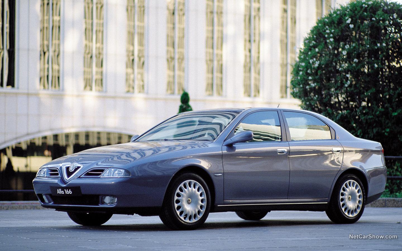 Alfa Romeo 166 1998 b44f7e7a