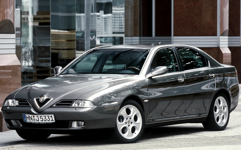 Alfa Romeo 166 1998 carpixel