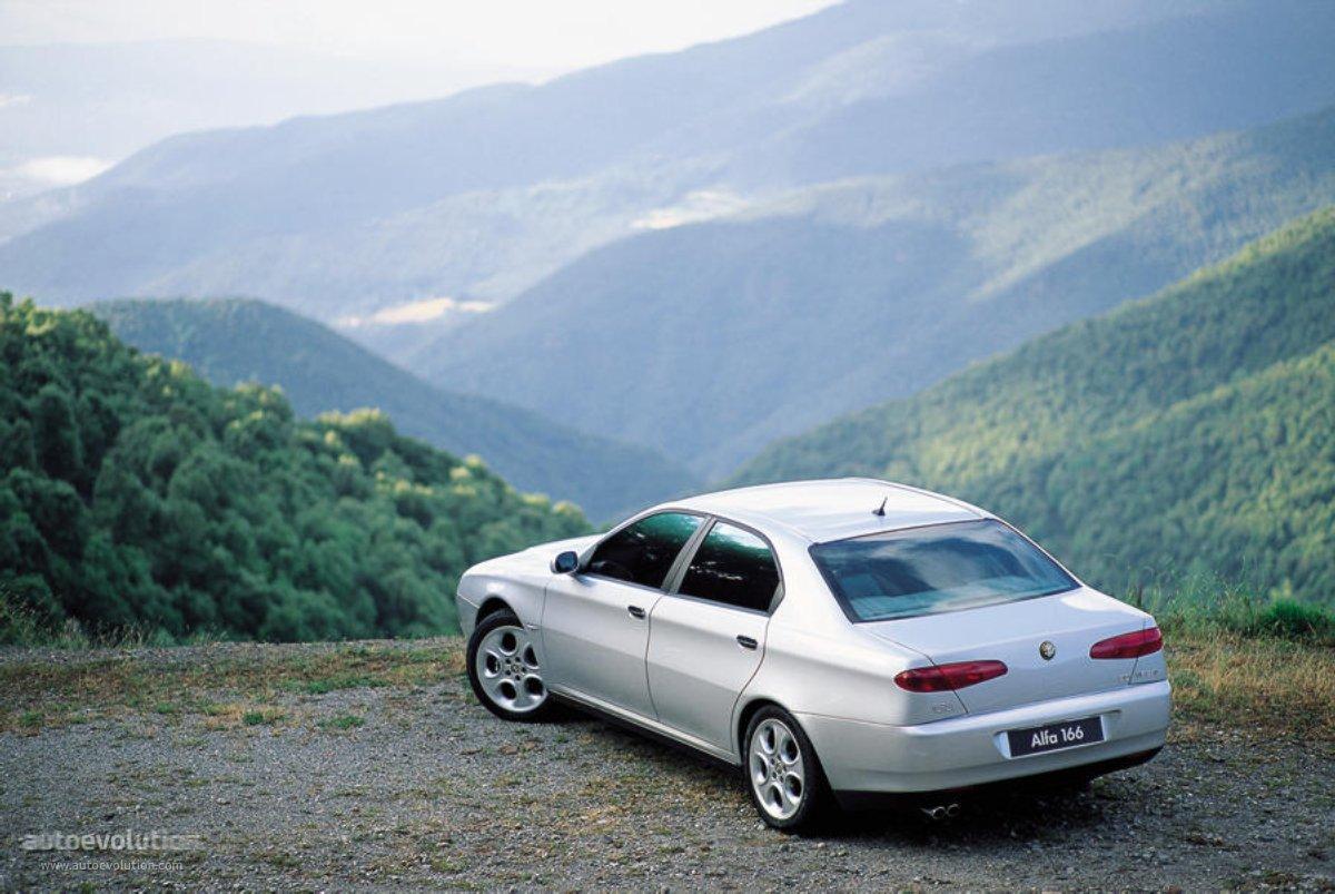 Alfa Romeo 166 1999 autoevolution com ALFAROMEO166-1283_5