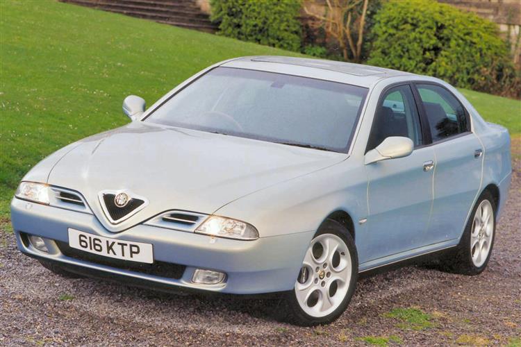 Alfa Romeo 166 1999 money4ourmotors