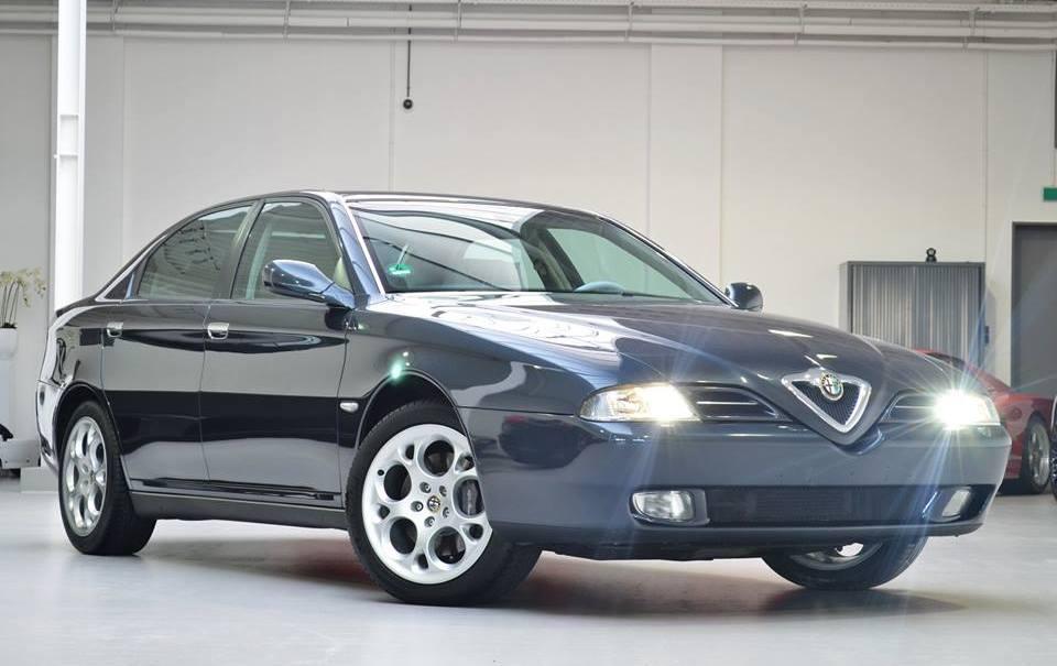 Alfa Romeo 166 1999 motorward com Alfa-Romeo-166-AL-0