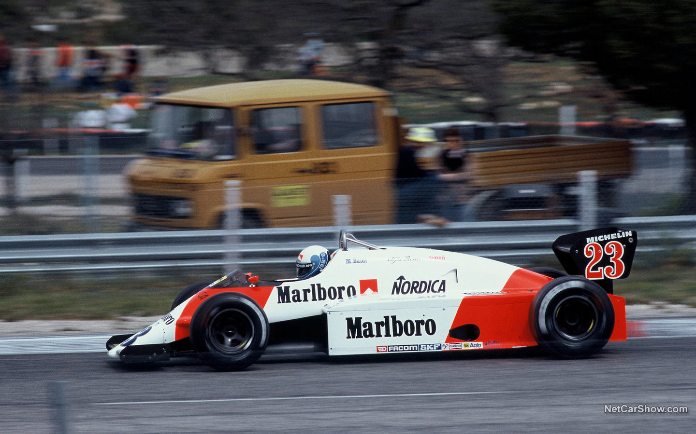 Alfa Romeo 182 T V8 Turbo Formula 1 1982 e9034412