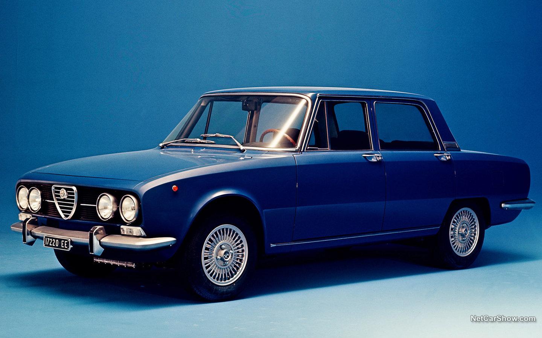 Alfa Romeo 2000 Berlina 1971 5240675b