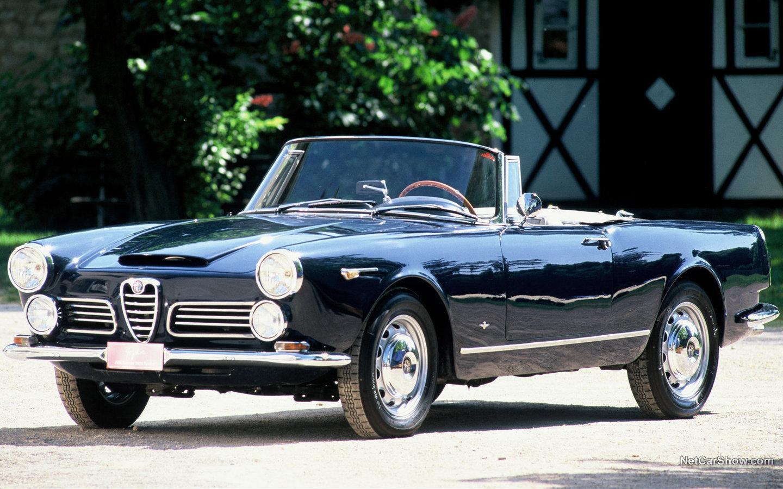 Alfa Romeo 2600 Spider 1962 fb5d0c56