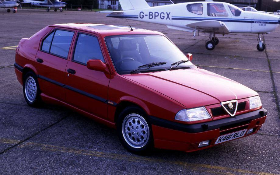 Alfa Romeo 33 UK 1990 carpixel