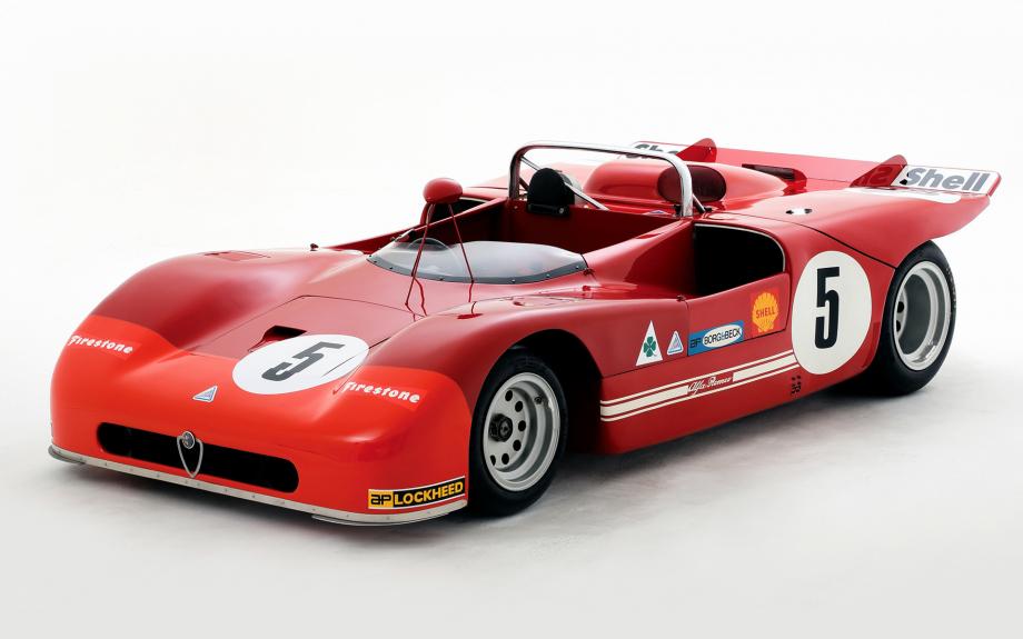 Alfa Romeo 33T T3 1970 carpixel