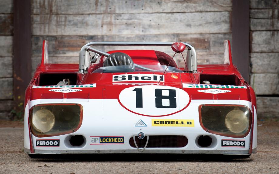 Alfa Romeo 33T T3 1972 carpixel