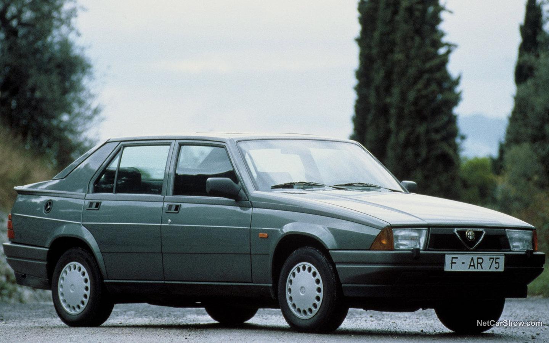 Alfa Romeo 75 1988 45a79466