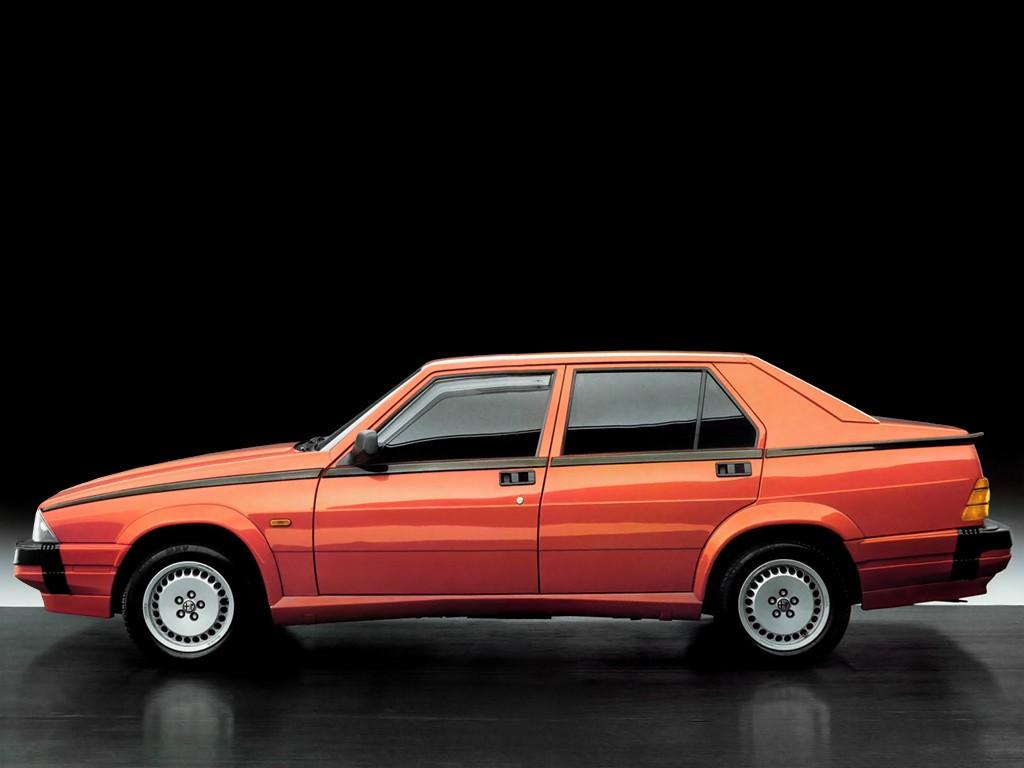Alfa Romeo 75 1989 autoevolution com