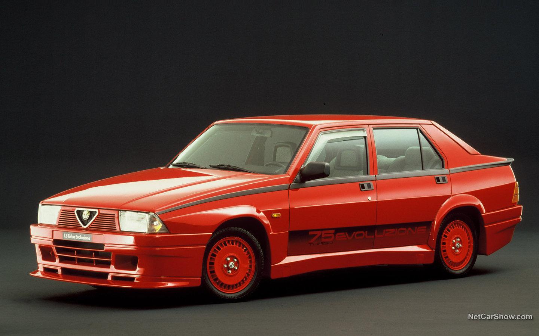 Alfa Romeo 75 1