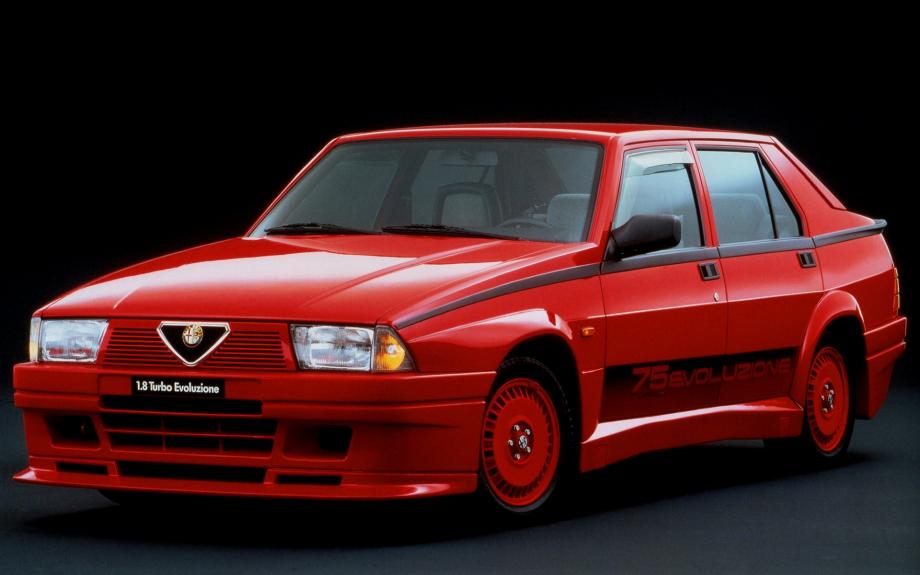 Alfa Romeo 75 Turbo Evoluzione 1987 carpixel