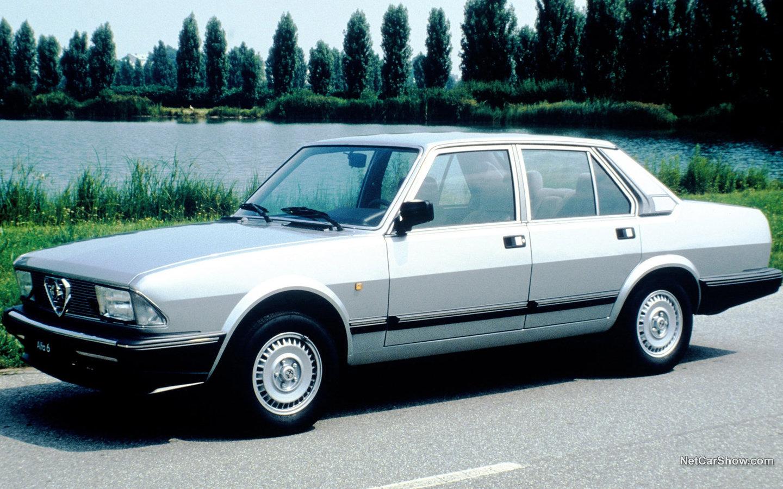 Alfa Romeo Alfa 6 1983 13b32759