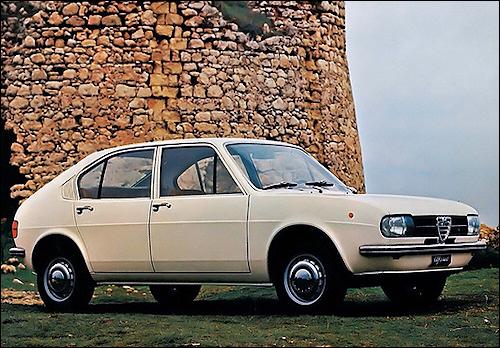 Alfa Romeo Alfasud 1975 classiccarcatalogue com alfa romeo 1972 alfasud_1_b