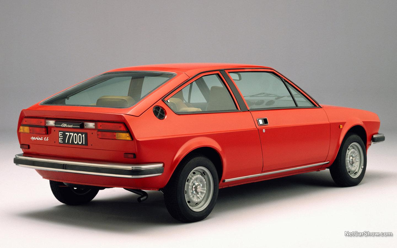 Alfa Romeo Alfasud Sprint 1