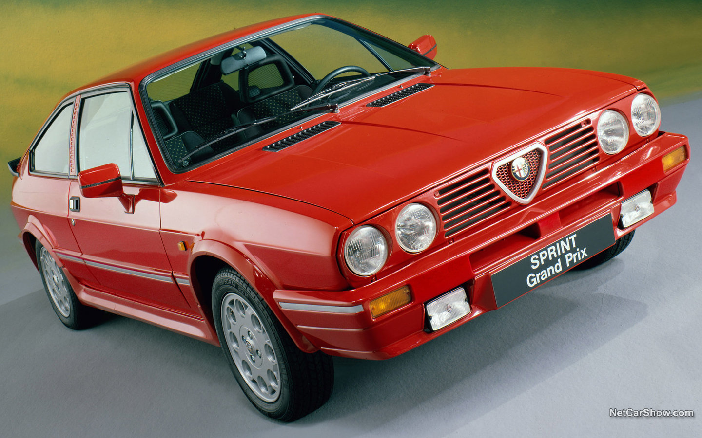 Alfa Romeo Alfasud Sprint Grand Prix 1983 b7555c77