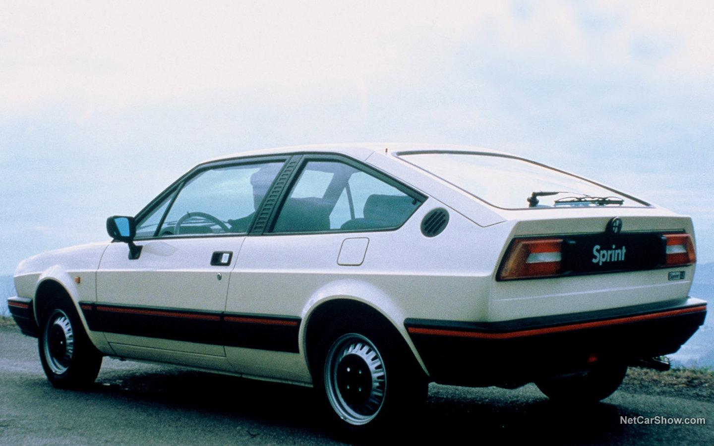 Alfa Romeo Alfasud Sprint Quadrifoglio Verde 1983 2a050307