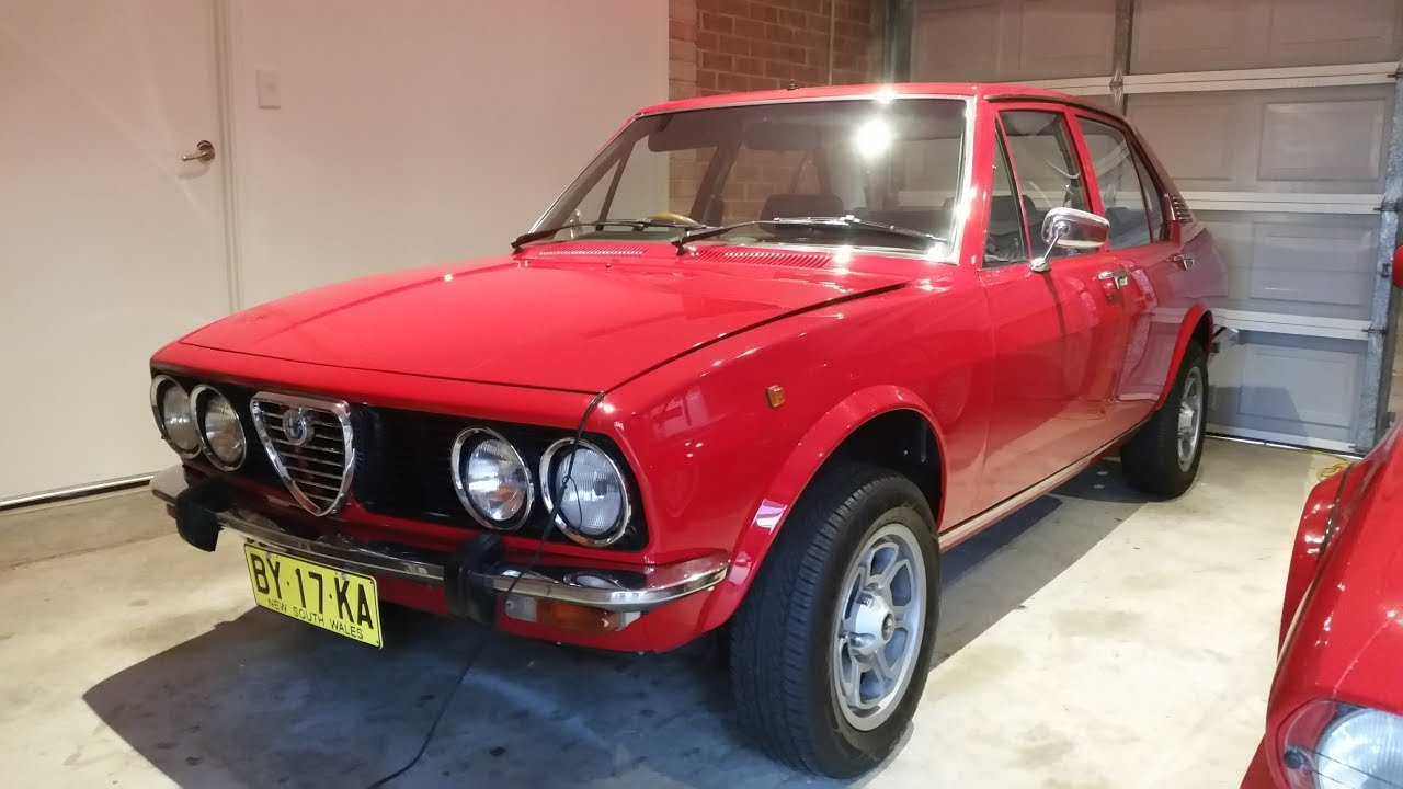 Alfa Romeo Alfetta 2