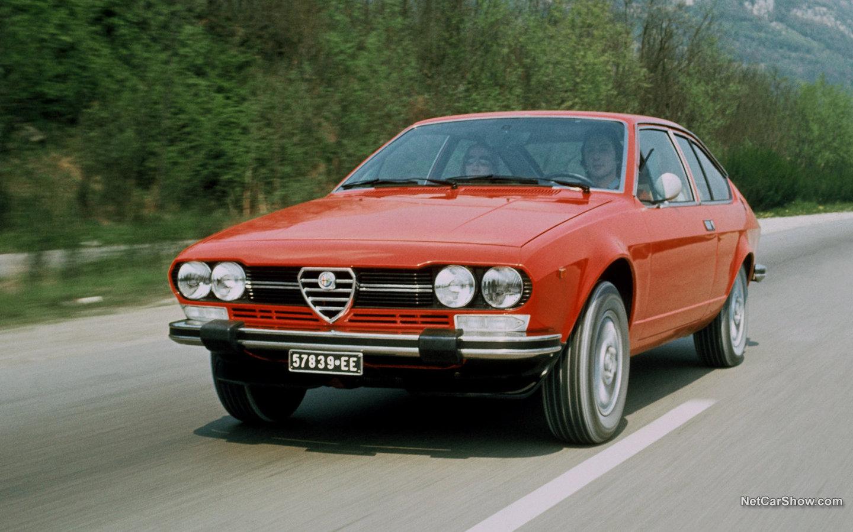 Alfa Romeo Alfetta GTV 2