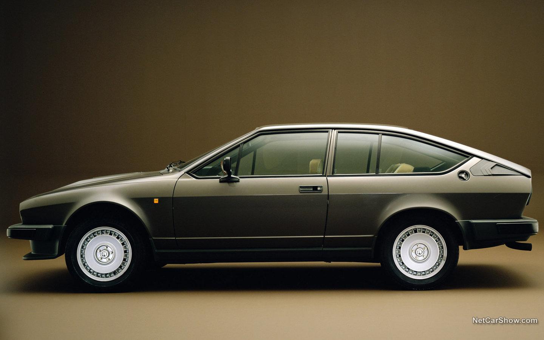 Alfa Romeo Alfetta GTV6 V6 2