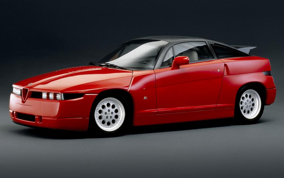 Alfa Romeo ES 30 Zgato Concept 1989 carpixel