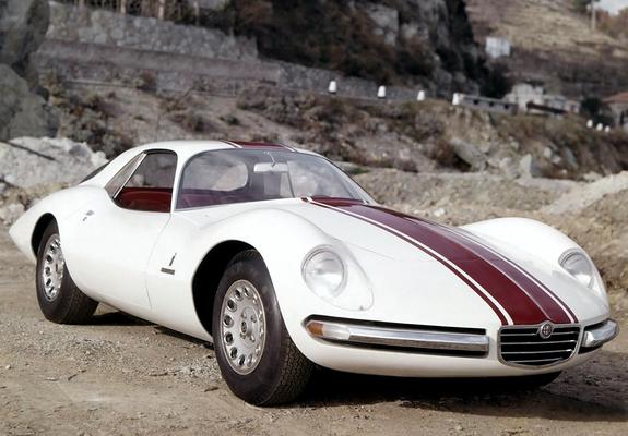 Alfa Romeo Giulia 1600 Sport Coupé 105 1965 favcars com