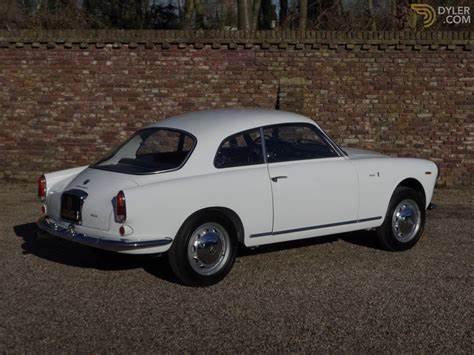 Alfa Romeo Giulia 1600 Sprint 1964 dyler com