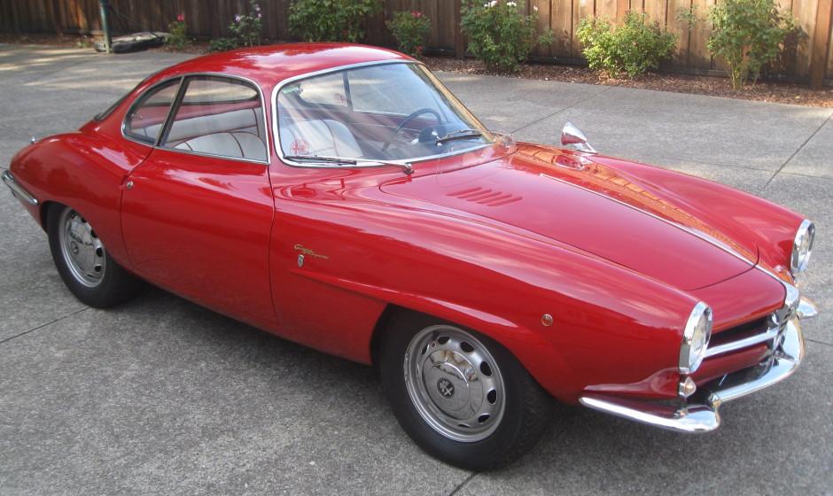 Alfa Romeo Giulia 1600 Sprint Speciale 1961 bringatrailer com IMG_2895-1