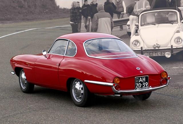Alfa Romeo Giulia 1600 Sprint Speciale 1961 flickriver com 5178598931_a6460ffd6a_z