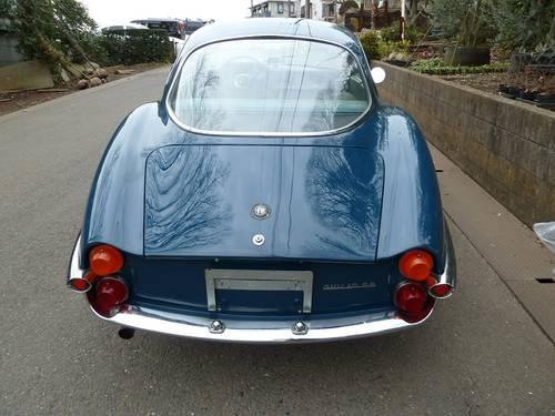 Alfa Romeo Giulia 1600 Sprint Speciale 1963 classiccarshq
