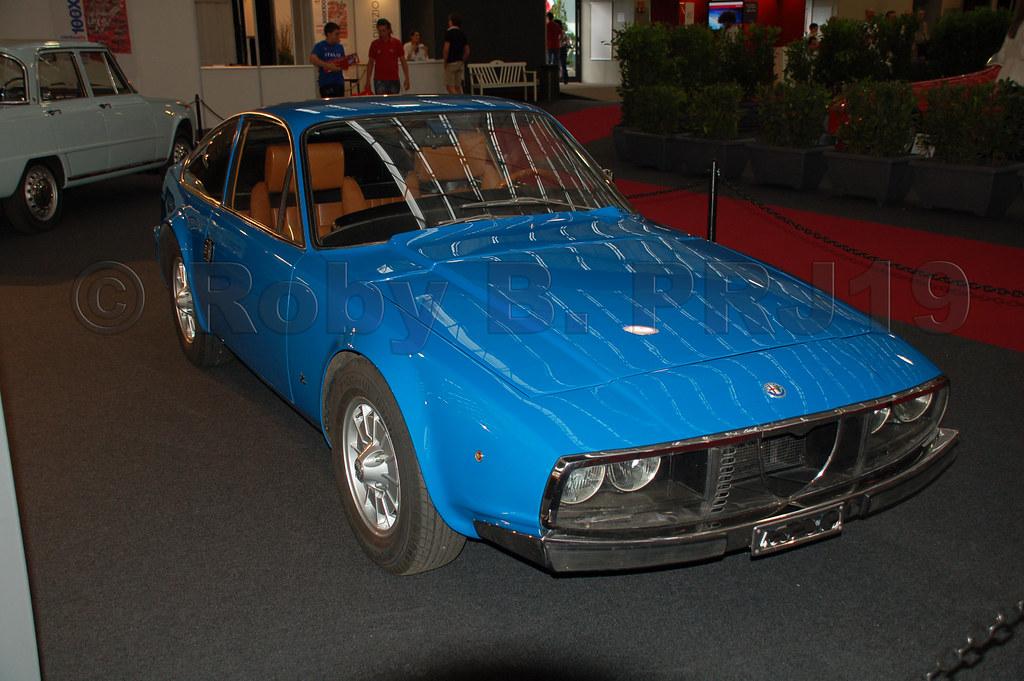 Alfa Romeo Giulia Coupé 1300 Junior1969 flickr com 8395407700_41934a52b5_b