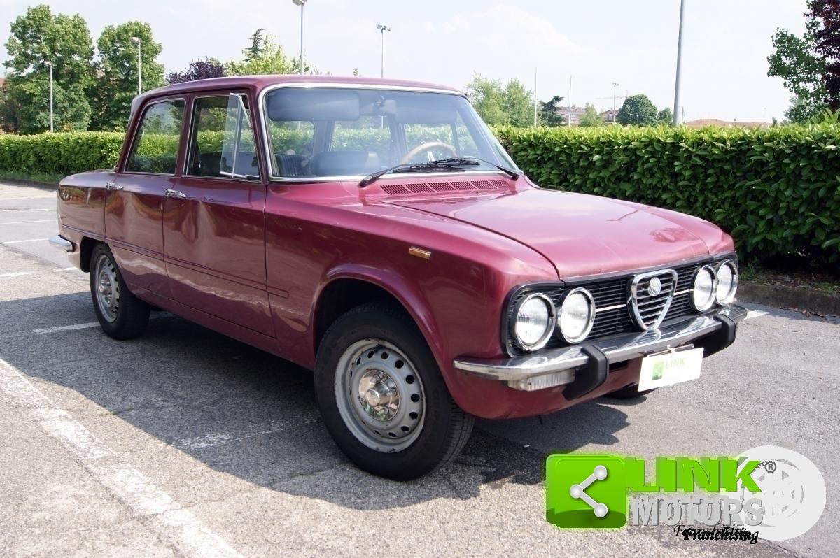 Alfa Romeo Giulia Nuova Super 1300 1975 autobelle it sorgente_674045