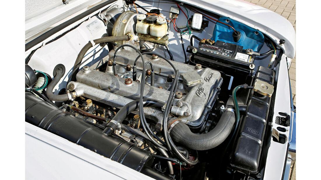 Alfa Romeo Giulia Sport Coupé 105 1965 auto-motor-und-sport de