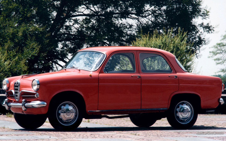 Alfa Romeo Giulietta Berlina 1955 4297623a