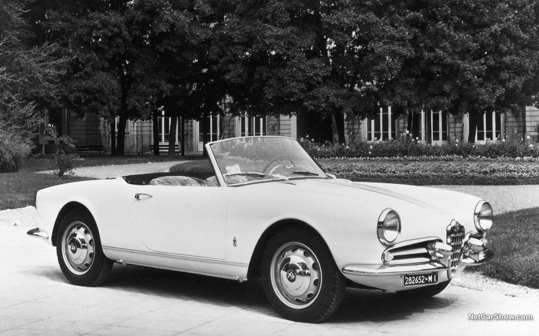 Alfa Romeo Giulietta Spider 1955 3176967e