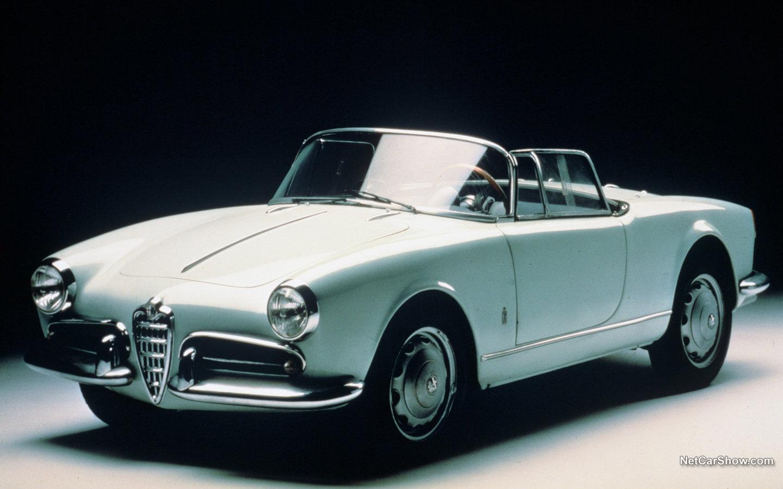 Alfa Romeo Giulietta Spider 1955 6584a08d