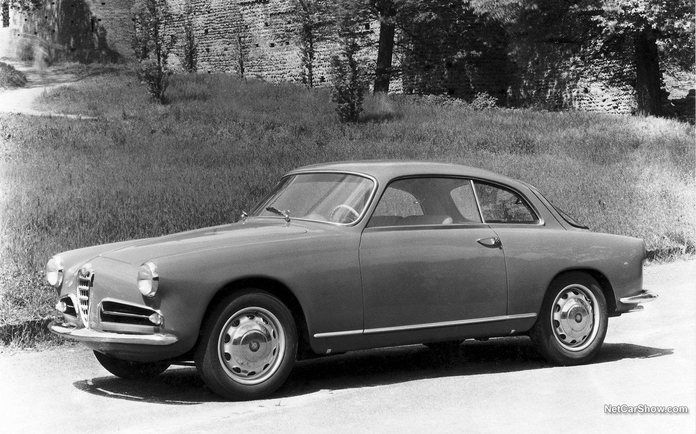 Alfa Romeo Giulietta Sprint 1954 ec391adf