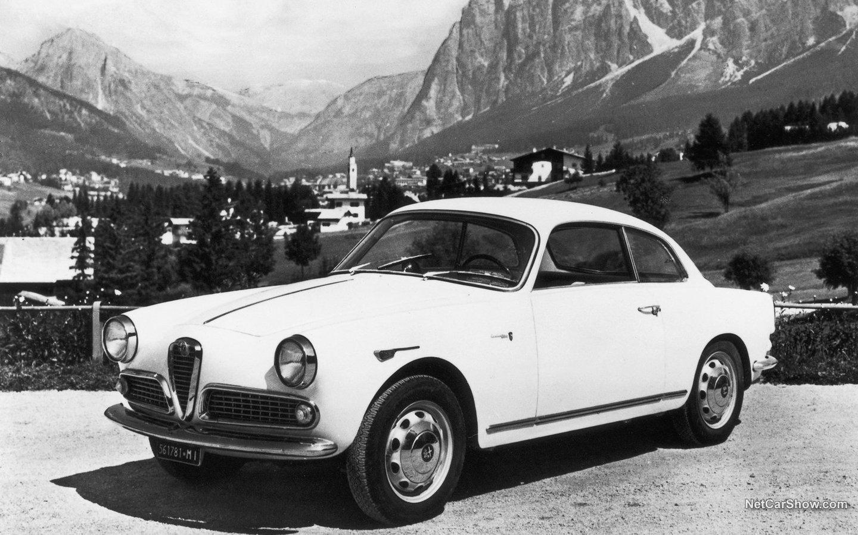 Alfa Romeo Giulietta Sprint 1961 4a004048