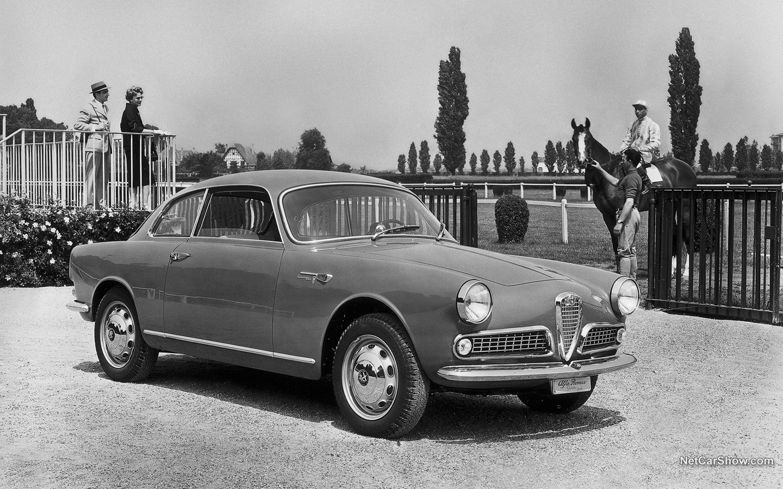 Alfa Romeo Giulietta Sprint 1961 7266f5c6
