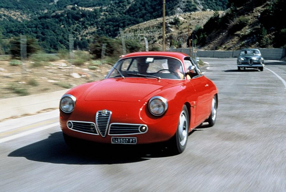 Alfa Romeo Giulietta Sprint Zagato 1961 autoviva com R